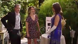 Paul Robinson, Amy Williams, Dipi Rebecchi in Neighbours Episode 7869