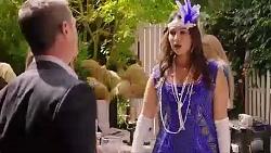 Paul Robinson, Dipi Rebecchi in Neighbours Episode 7869