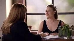 Terese Willis, Chloe Brennan in Neighbours Episode 7870