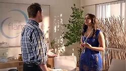 Shane Rebecchi, Dipi Rebecchi in Neighbours Episode 7870