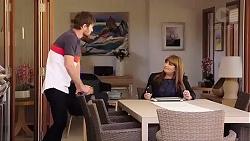 Ned Willis, Terese Willis in Neighbours Episode 7870