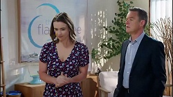 Amy Williams, Paul Robinson in Neighbours Episode 7871