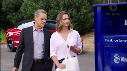 Paul Robinson, Amy Williams in Neighbours Episode 7871