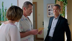 Sonya Mitchell, Toadie Rebecchi, Paul Robinson in Neighbours Episode 7872
