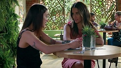 Bea Nilsson, Elly Conway in Neighbours Episode 7872
