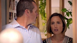 Toadie Rebecchi, Sonya Mitchell in Neighbours Episode 7873