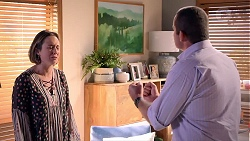 Sonya Mitchell, Toadie Rebecchi in Neighbours Episode 7873