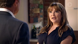 Paul Robinson, Terese Willis in Neighbours Episode 7873