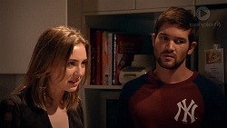 Piper Willis, Ned Willis in Neighbours Episode 7874