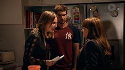 Piper Willis, Ned Willis, Terese Willis in Neighbours Episode 7875