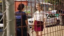 Mishti Sharma, Chloe Brennan in Neighbours Episode 7875
