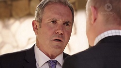 Karl Kennedy, Clive Gibbons in Neighbours Episode 7876
