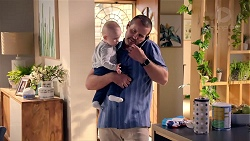 Hugo Somers, Toadie Rebecchi in Neighbours Episode 7877
