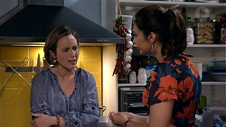 Sonya Mitchell, Dipi Rebecchi in Neighbours Episode 7878