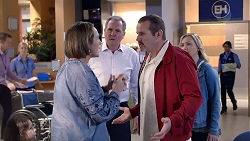 Sonya Mitchell, Karl Kennedy, Toadie Rebecchi, Sindi Watts in Neighbours Episode 7880