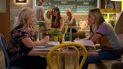 Sheila Canning, Xanthe Canning in Neighbours Episode 7880