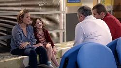 Sonya Mitchell, Nell Rebecchi, Karl Kennedy, Toadie Rebecchi in Neighbours Episode 7880