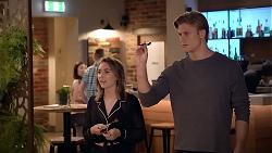 Piper Willis, Cassius Grady in Neighbours Episode 7880