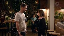 Mark Brennan, Piper Willis in Neighbours Episode 7880