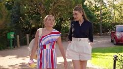 Xanthe Canning, Chloe Brennan in Neighbours Episode 7880