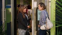 Terese Willis, Sonya Mitchell in Neighbours Episode 7880