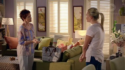Susan Kennedy, Xanthe Canning in Neighbours Episode 7881