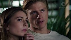 Piper Willis, Cassius Grady in Neighbours Episode 7882