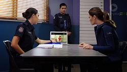 Mishti Sharma, Elly Conway in Neighbours Episode 7883