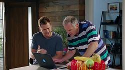 Mark Brennan, Karl Kennedy in Neighbours Episode 7883