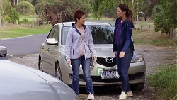Susan Kennedy, Elly Conway in Neighbours Episode 7883