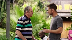 Karl Kennedy, Mark Brennan in Neighbours Episode 7884