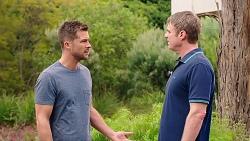 Mark Brennan, Gary Canning in Neighbours Episode 7884