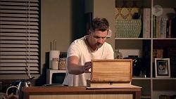 Mark Brennan in Neighbours Episode 7885