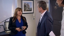 Terese Willis, Paul Robinson in Neighbours Episode 7885