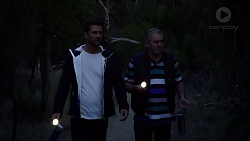 Mark Brennan, Karl Kennedy in Neighbours Episode 7886