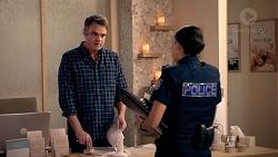 Gary Canning, Mishti Sharma in Neighbours Episode 7886