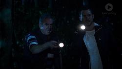 Karl Kennedy, Mark Brennan in Neighbours Episode 7886