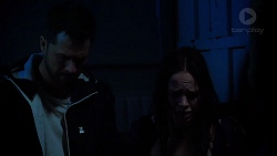 Mark Brennan, Bea Nilsson in Neighbours Episode 7886