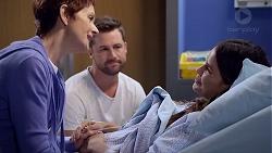 Susan Kennedy, Mark Brennan, Elly Conway in Neighbours Episode 7886
