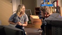 Sindi Watts, Gary Canning in Neighbours Episode 7886