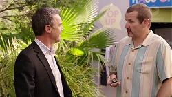 Paul Robinson, Toadie Rebecchi in Neighbours Episode 7886
