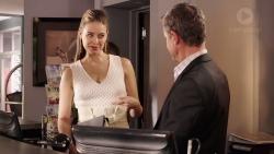 Chloe Brennan, Paul Robinson in Neighbours Episode 7887