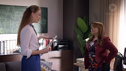 Chloe Brennan, Terese Willis in Neighbours Episode 7889