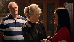 Karl Kennedy, Liz Conway, Bea Nilsson in Neighbours Episode 7890