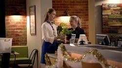 Chloe Brennan, Marisa Taylor in Neighbours Episode 7890