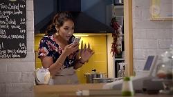 Dipi Rebecchi in Neighbours Episode 7890