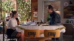 Chloe Brennan, Shane Rebecchi in Neighbours Episode 7890