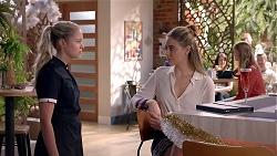 Marisa Taylor, Chloe Brennan in Neighbours Episode 7890