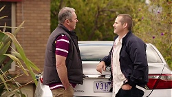 Karl Kennedy, Toadie Rebecchi in Neighbours Episode 7891
