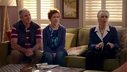 Karl Kennedy, Susan Kennedy, Liz Conway in Neighbours Episode 7891